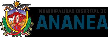MUNICIPALIDAD DISTRITAL DE ANANEA