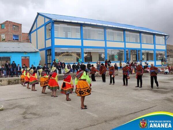 :::EDUCACIÓN::: |ALCALDE ENTREGÓ NUEVO LOCAL INSTITUCIONAL PARA EL COLEGIO TECNICO INDUSTRIAL DE ANANEA